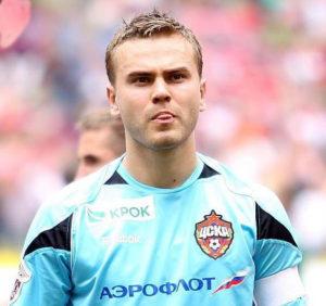Igor Akinfeev - Russia