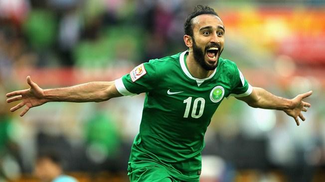 Mohammed Al-Sahlawi - Saudi Arabia