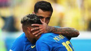 Neymar Coutinho - Brazil