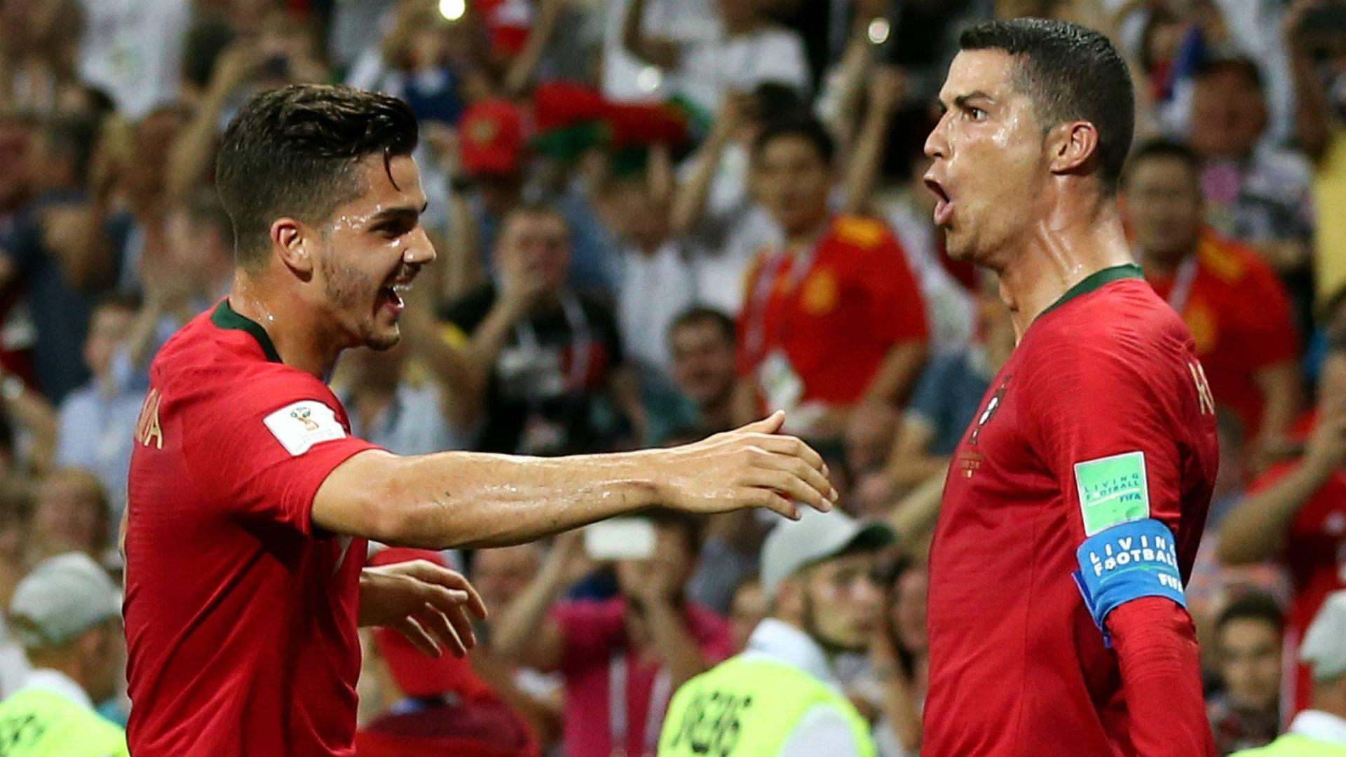 Portugal - Ronaldo and Silva