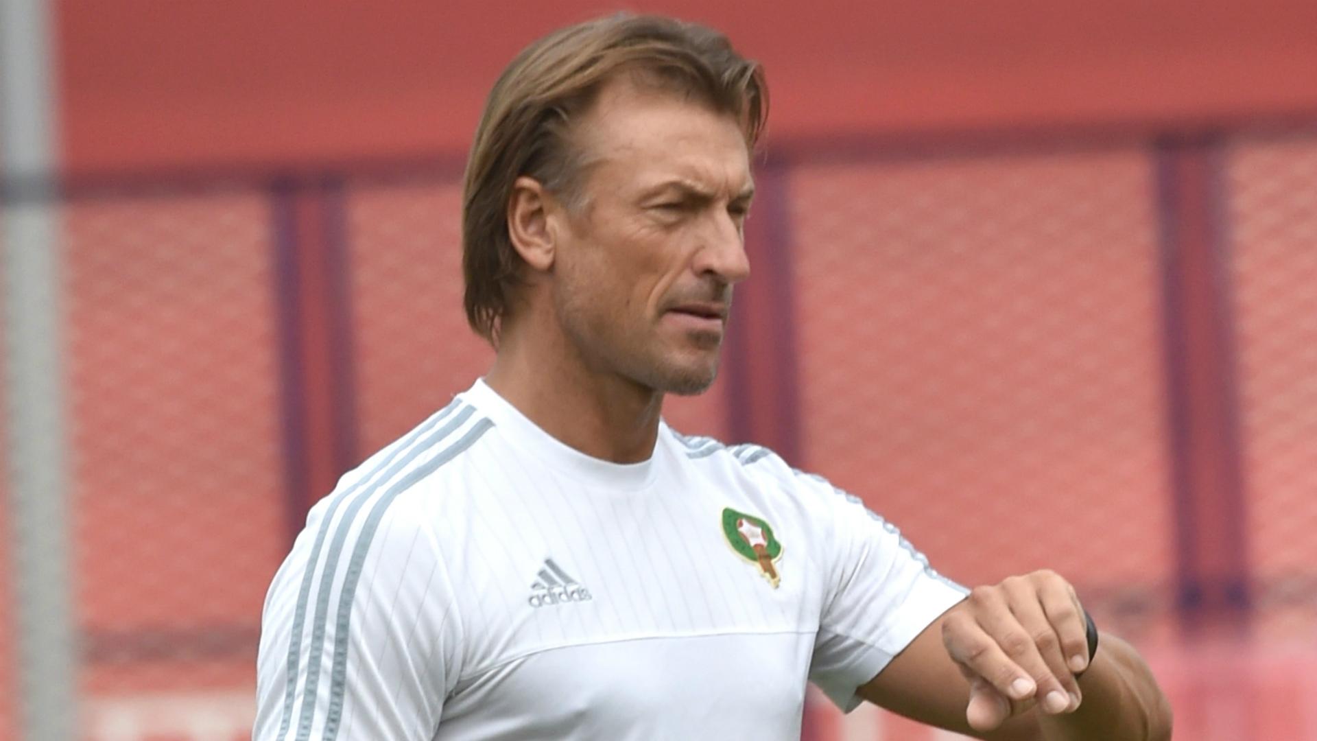 Renard - Morocco coach
