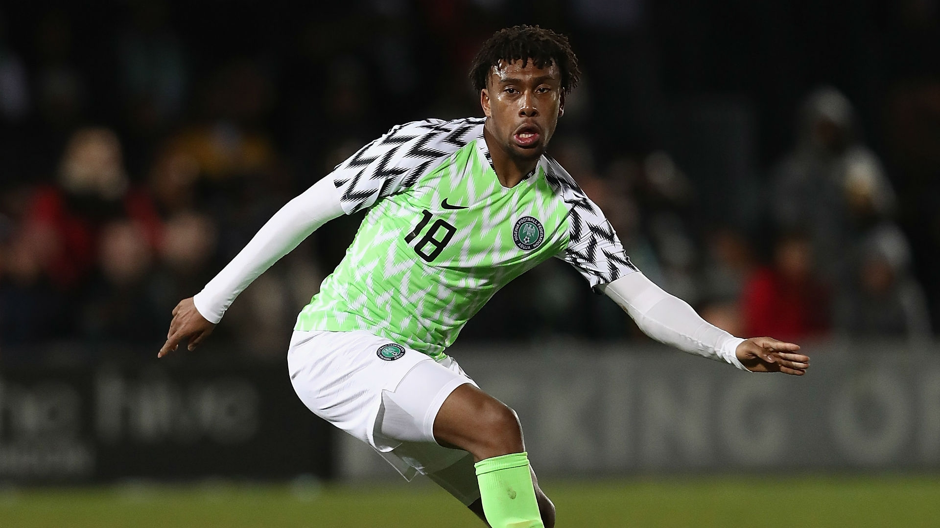 alex Iwobi - Nigeria