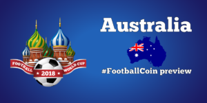 Australia's flag - World Cup preview
