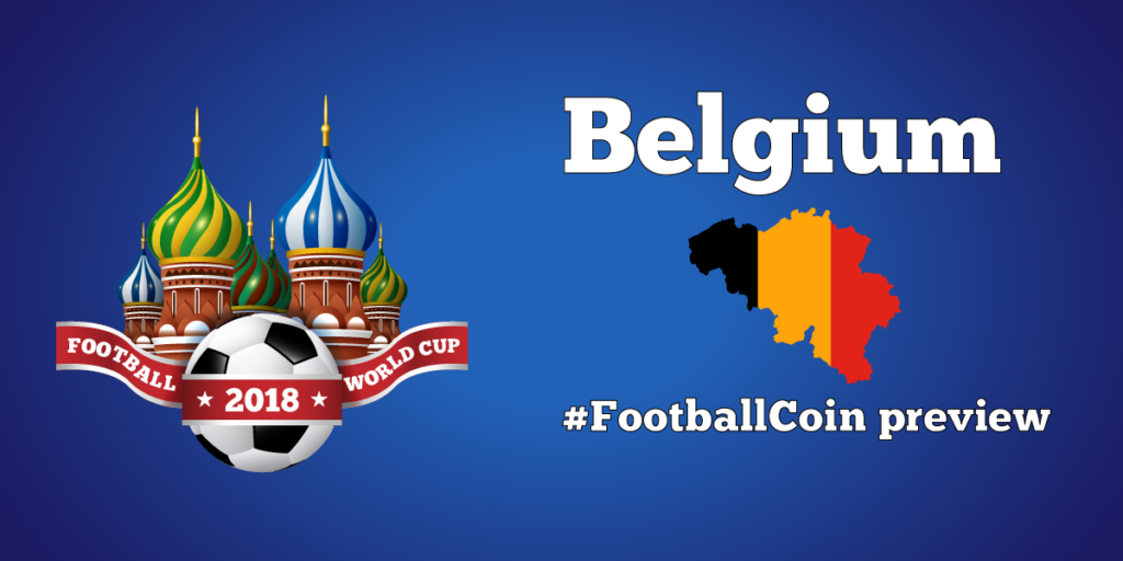 Belgium's flag - World Cup preview