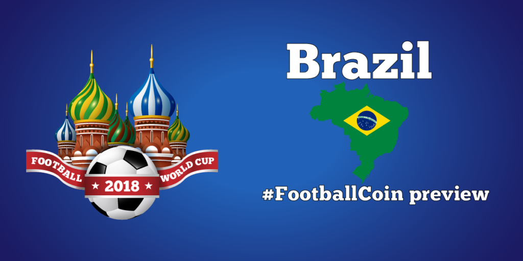 Brazil's flag - World Cup preview