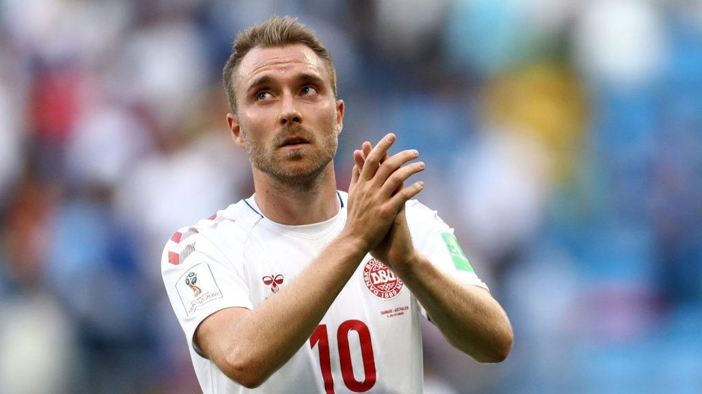 christian eriksen croatia world cup