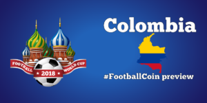 Colombia's flag - World Cup preview