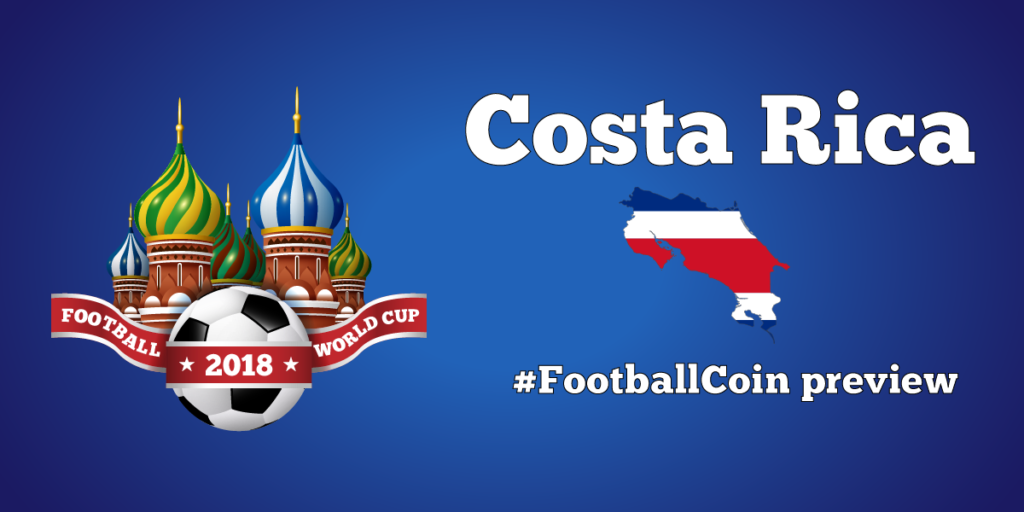 Costa Rica's flag - World Cup preview