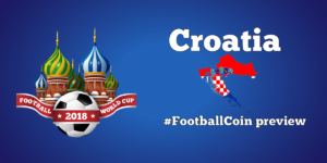Croatia's flag - World Cup preview