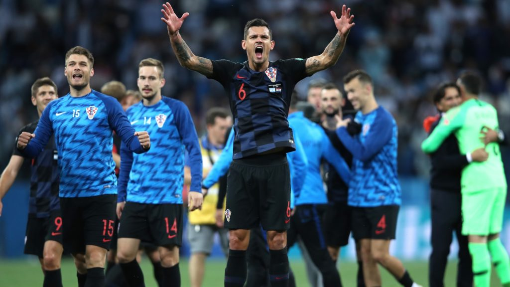 dejan lovren croatia world cup