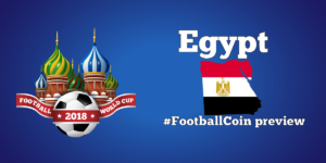 Egypt's flag - World Cup preview