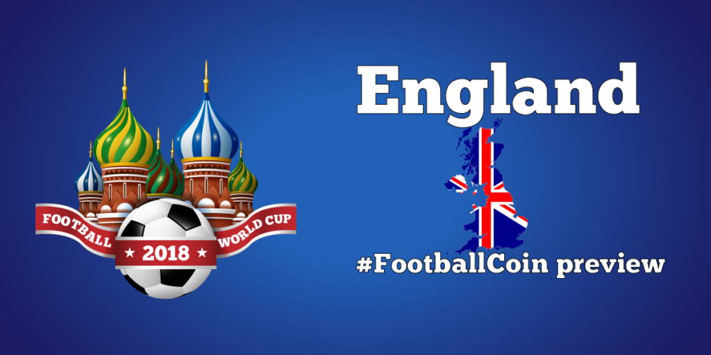 England's flag - World Cup preview