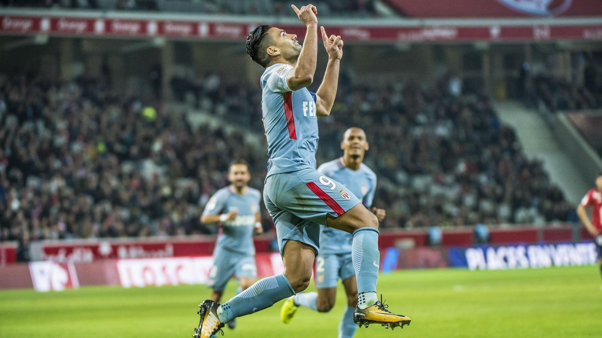 Radamel Falcao (AS Monaco)- Colombia