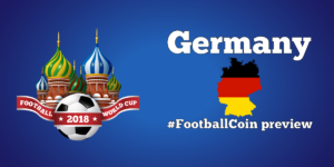 Germany's flag - World Cup preview