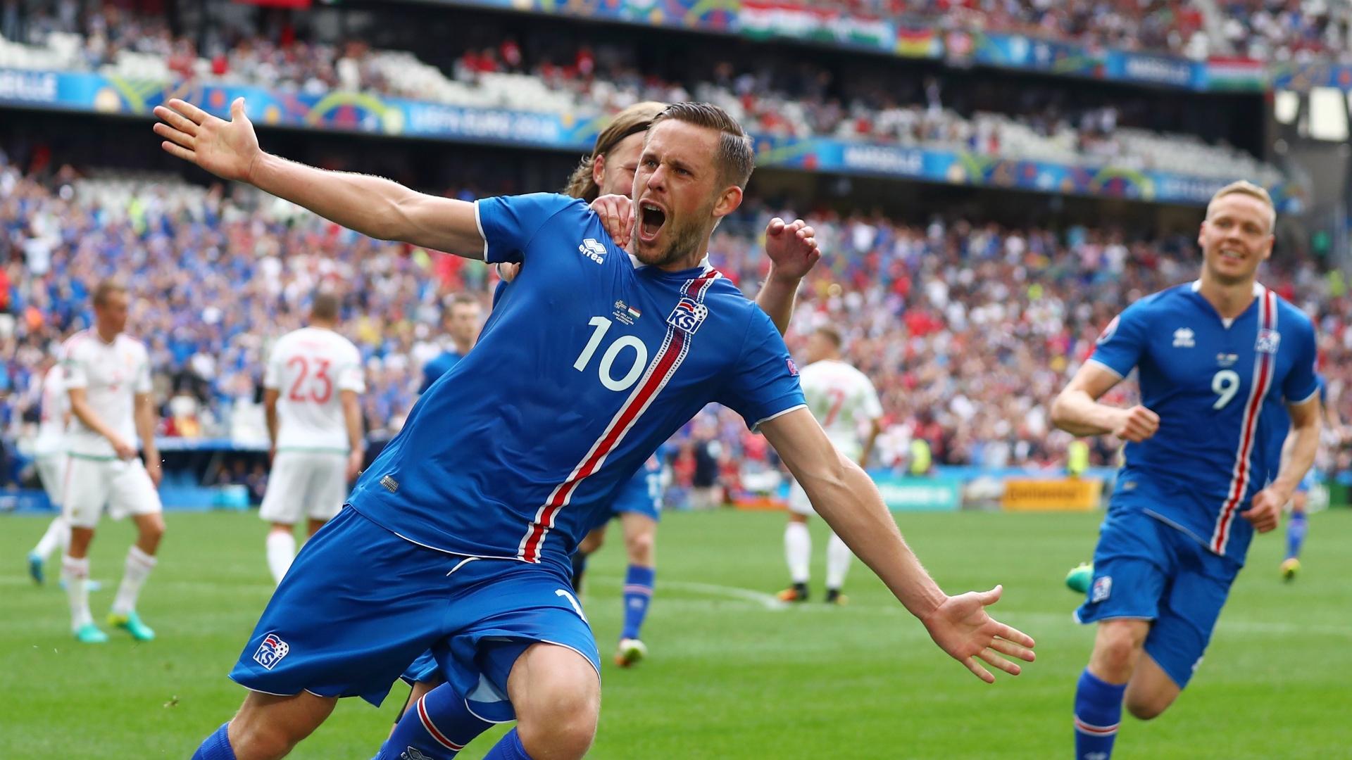 Gylfi Sigurdsson (Iceland) - Everton