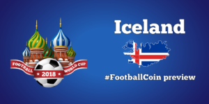 Iceland's flag - World Cup preview