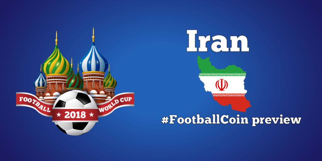Iran's flag - World Cup preview