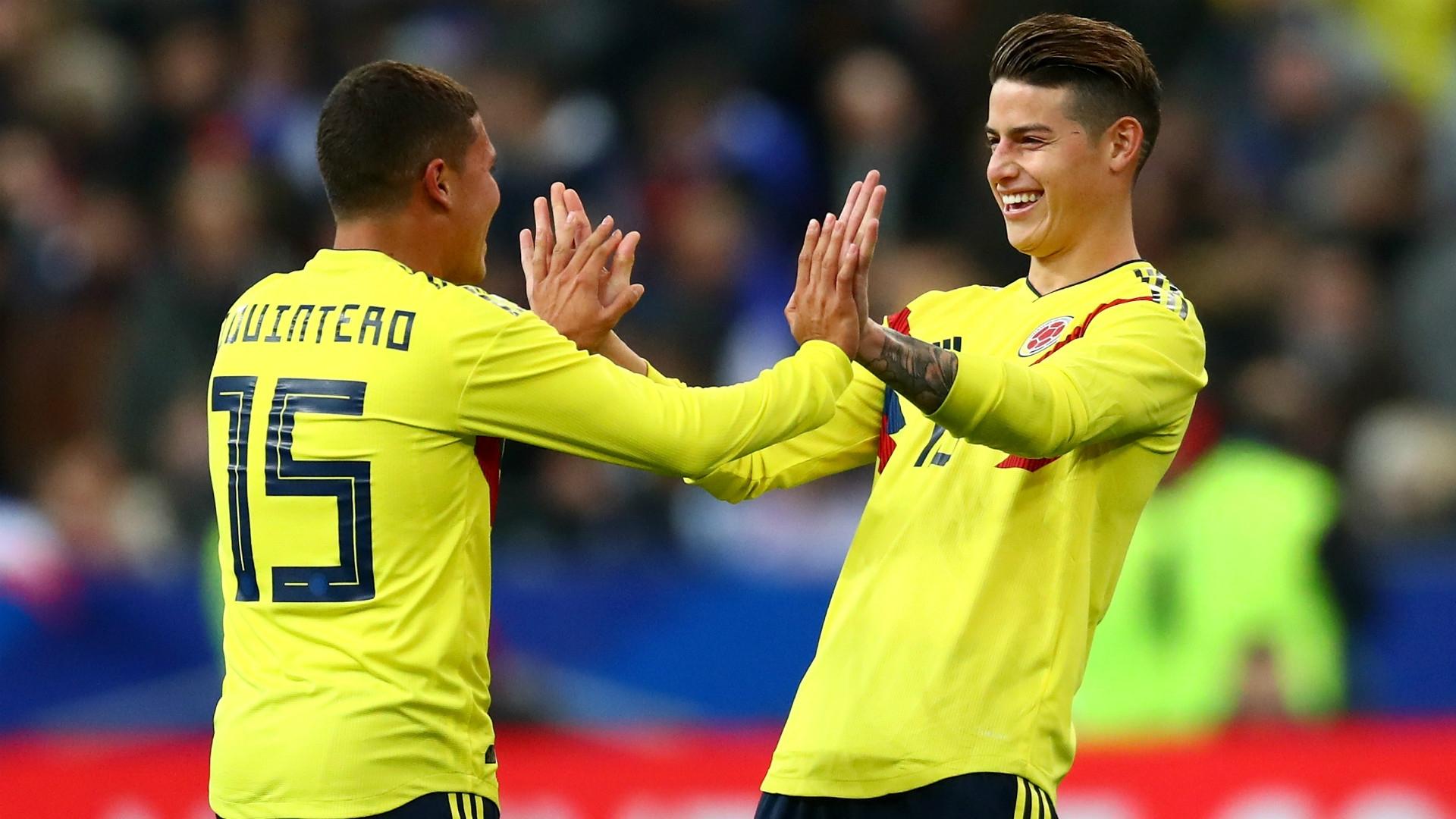 James Rodriguez (Bayern Munchen) - Colombia