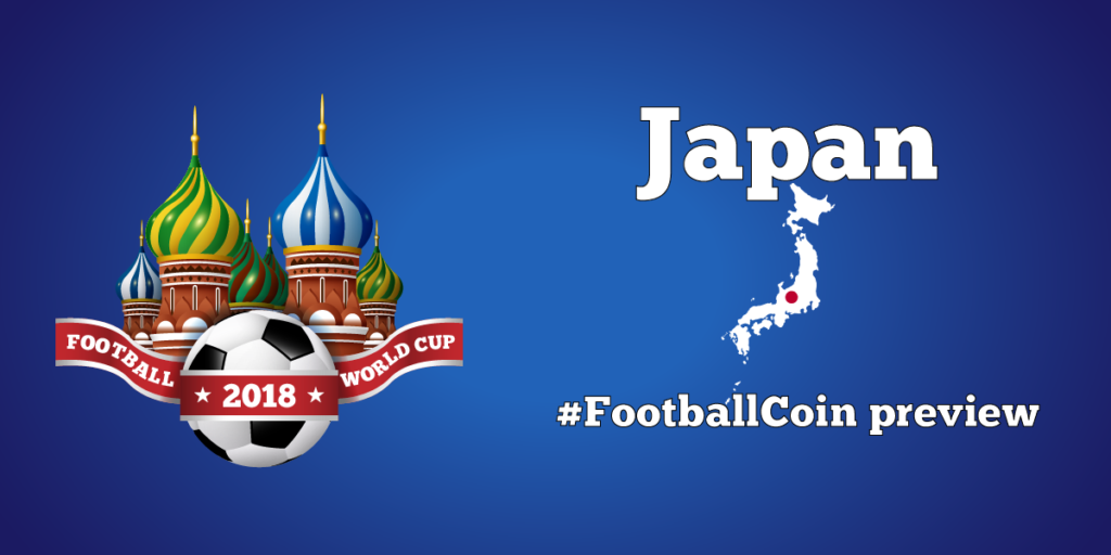 Japan's flag - World Cup preview