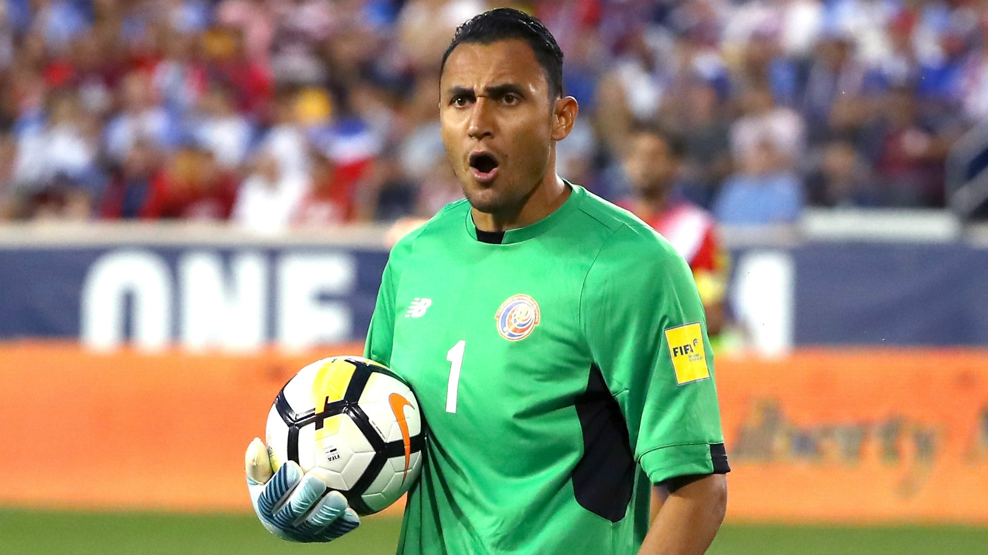 Keylor Navas - Costa Rica, Real Madrid