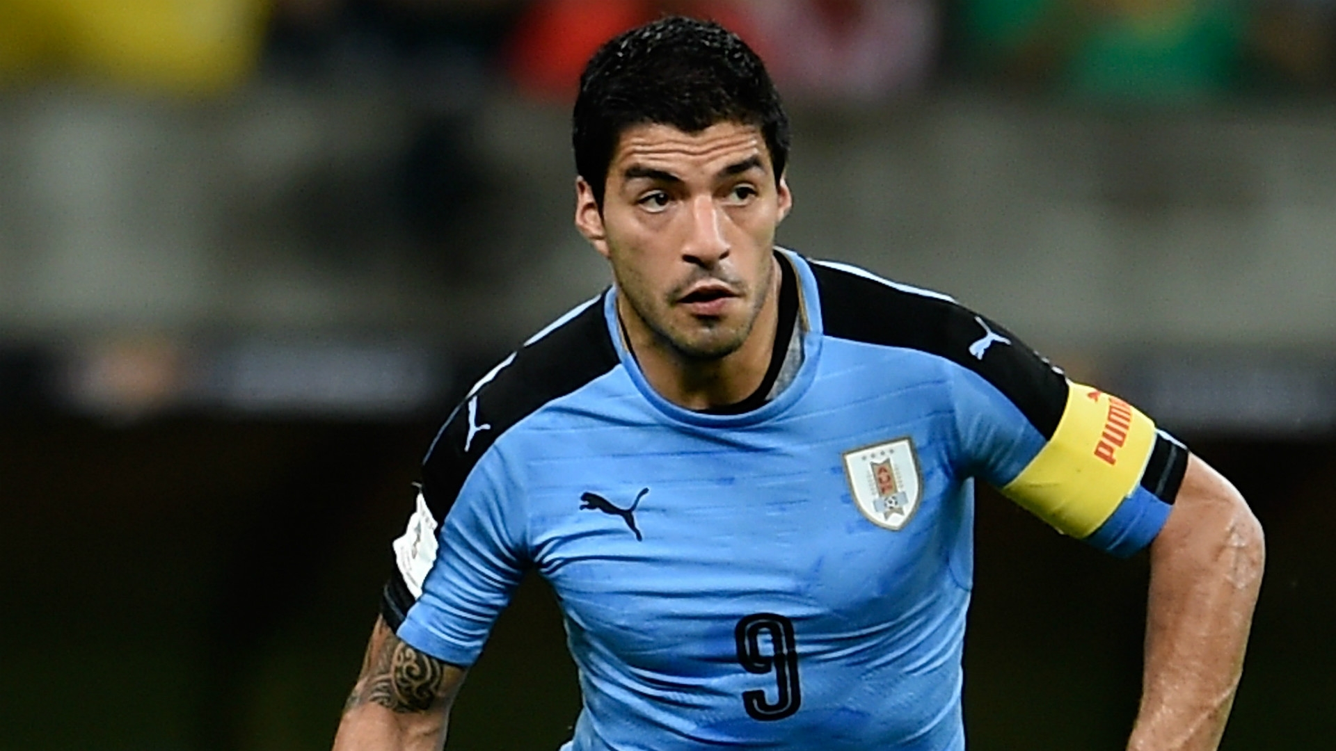 Luis Suarez (Barcelona) - Uruguay