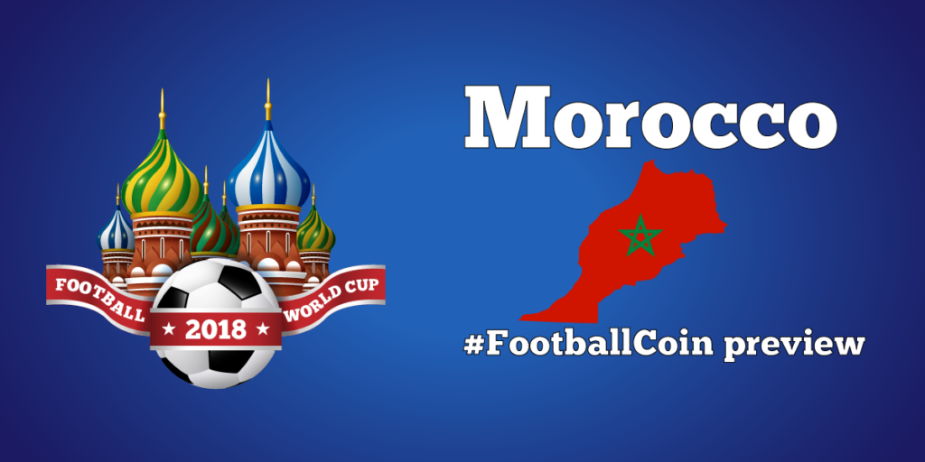 Moroccos flag - World Cup preview