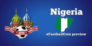 Nigeria's flag - World Cup preview