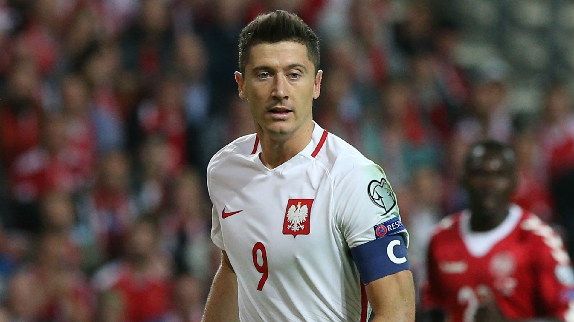 Robert Lewandowski - Poland