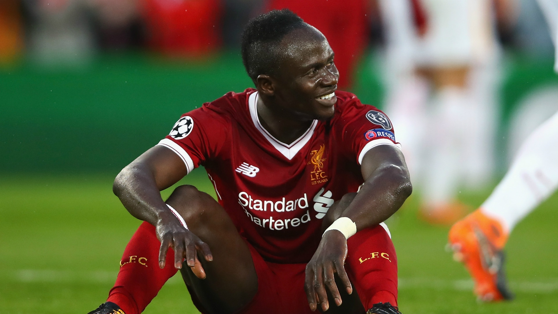 Sadio Mane - Liverpool, Senegal