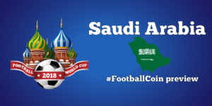 Saudi Arabia's flag - World Cup preview
