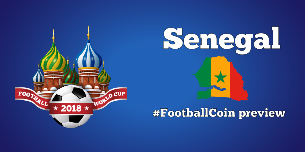 Senegal's flag - World Cup preview
