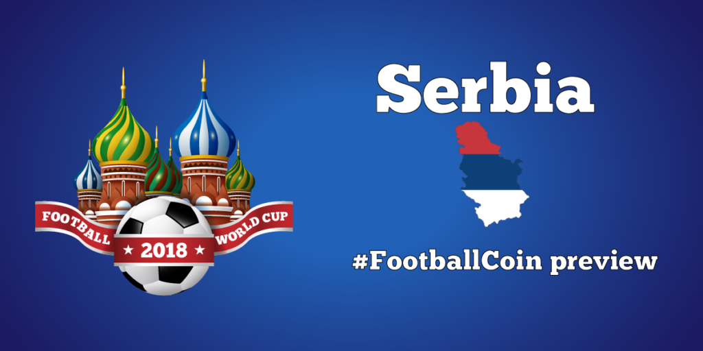 Serbia's flag - World Cup preview