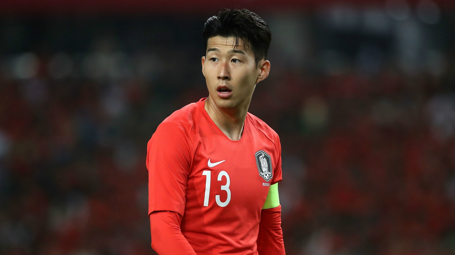 Son Heung- Min - South Korea