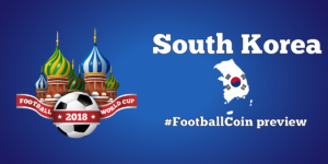South Korea's flag - World Cup preview