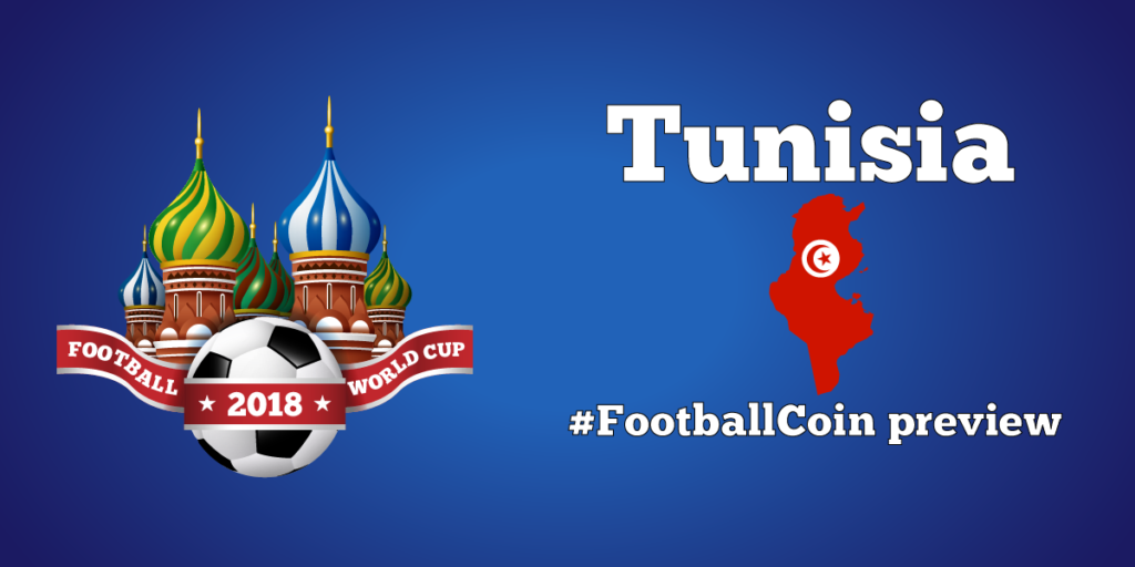 Tunisia's flag - World Cup preview