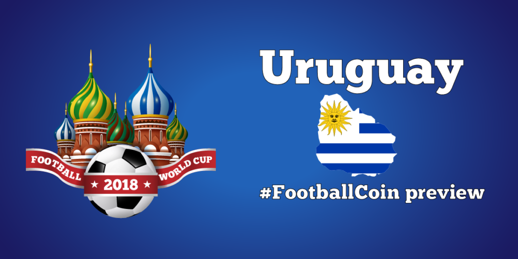 Uruguay flag - World Cup preview