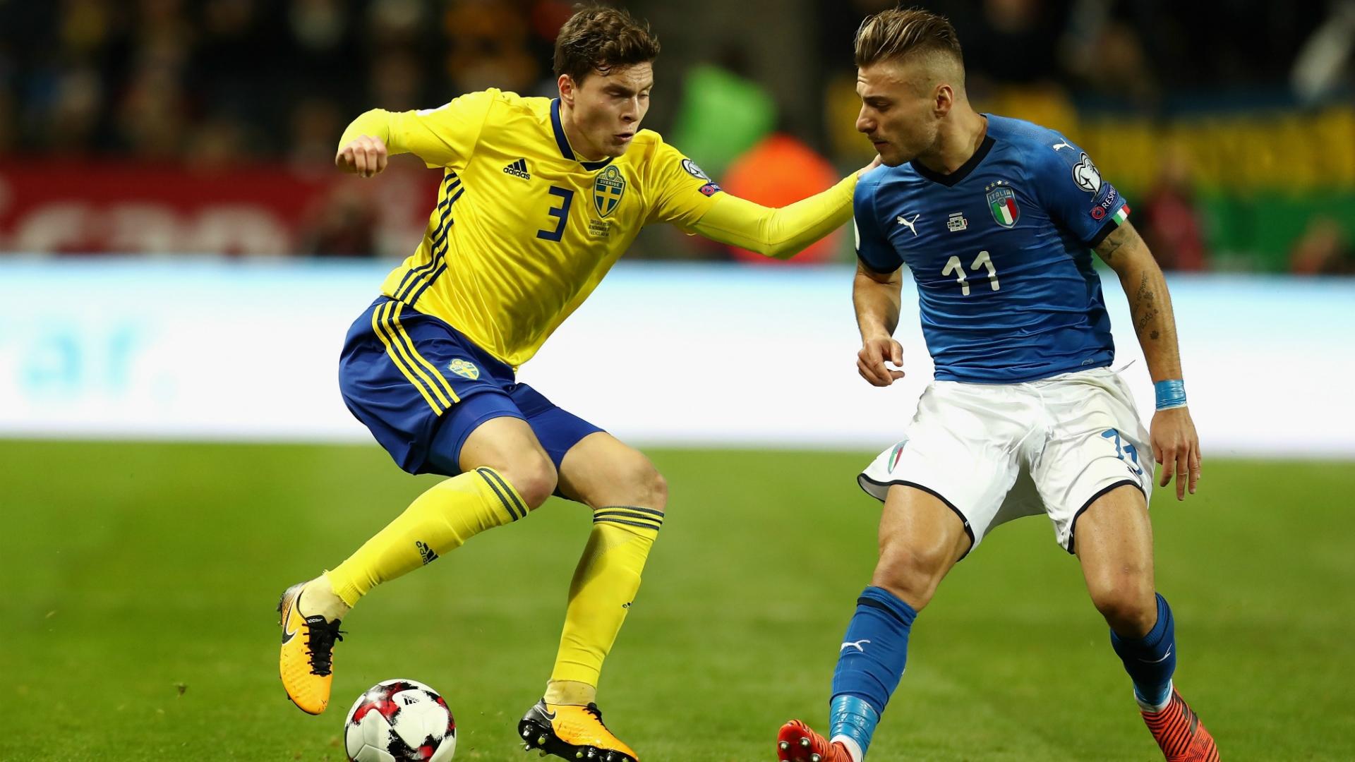 Victor Lindelof - Manchester United, Sweden