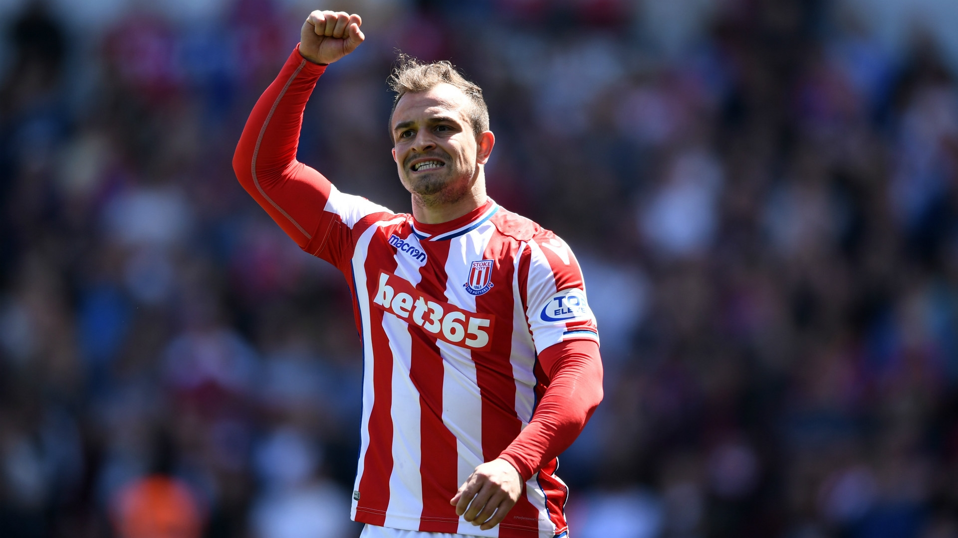 Xherdan Shaqiri - Stoke City, Switzerland