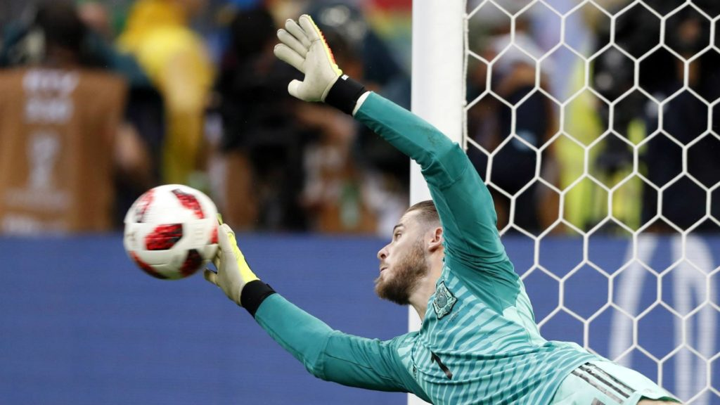 364David De Gea spain world cup 2018 footballcoin