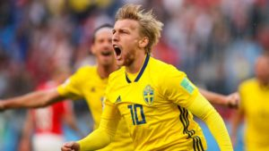Sweden world Cup tournament football fantasy footballcoin