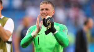 jordan pickford world cup england
