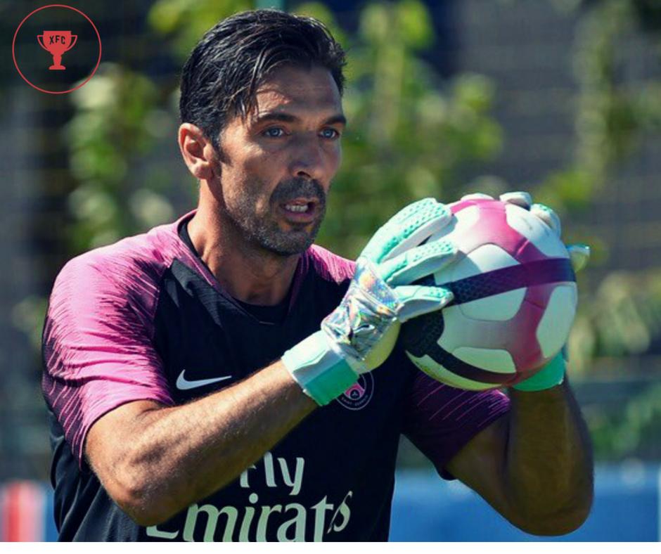 Gianluigi Buffon - PSG's new trnasfer