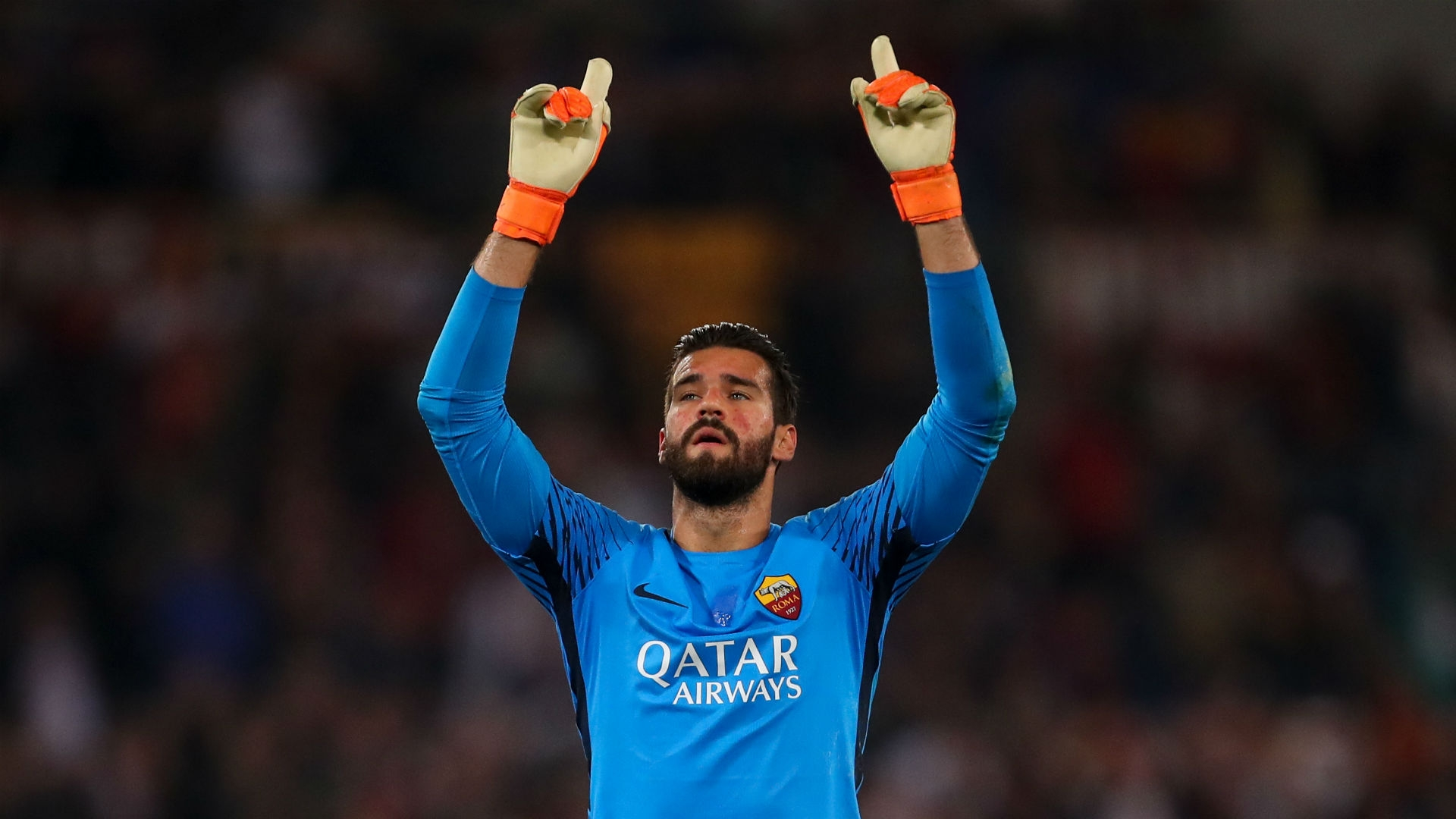 Alisson - Brazil, AS Roma