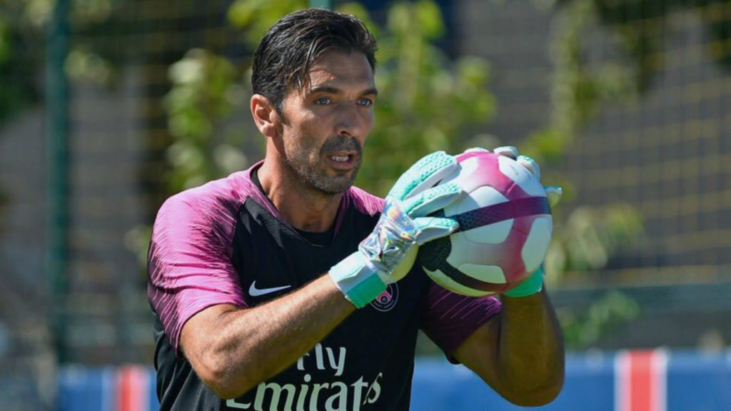 Gianluigi Buffon - PSG's new trnasfer