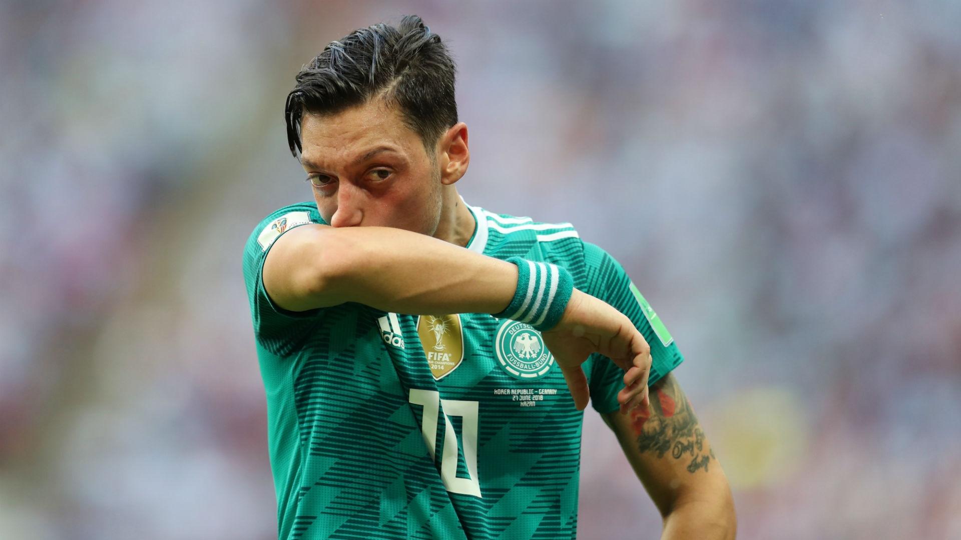 Mesut Ozil - Germany, Arsenal