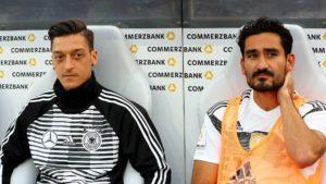 Mesut Ozil and Ilkay Gundogan - Turkey