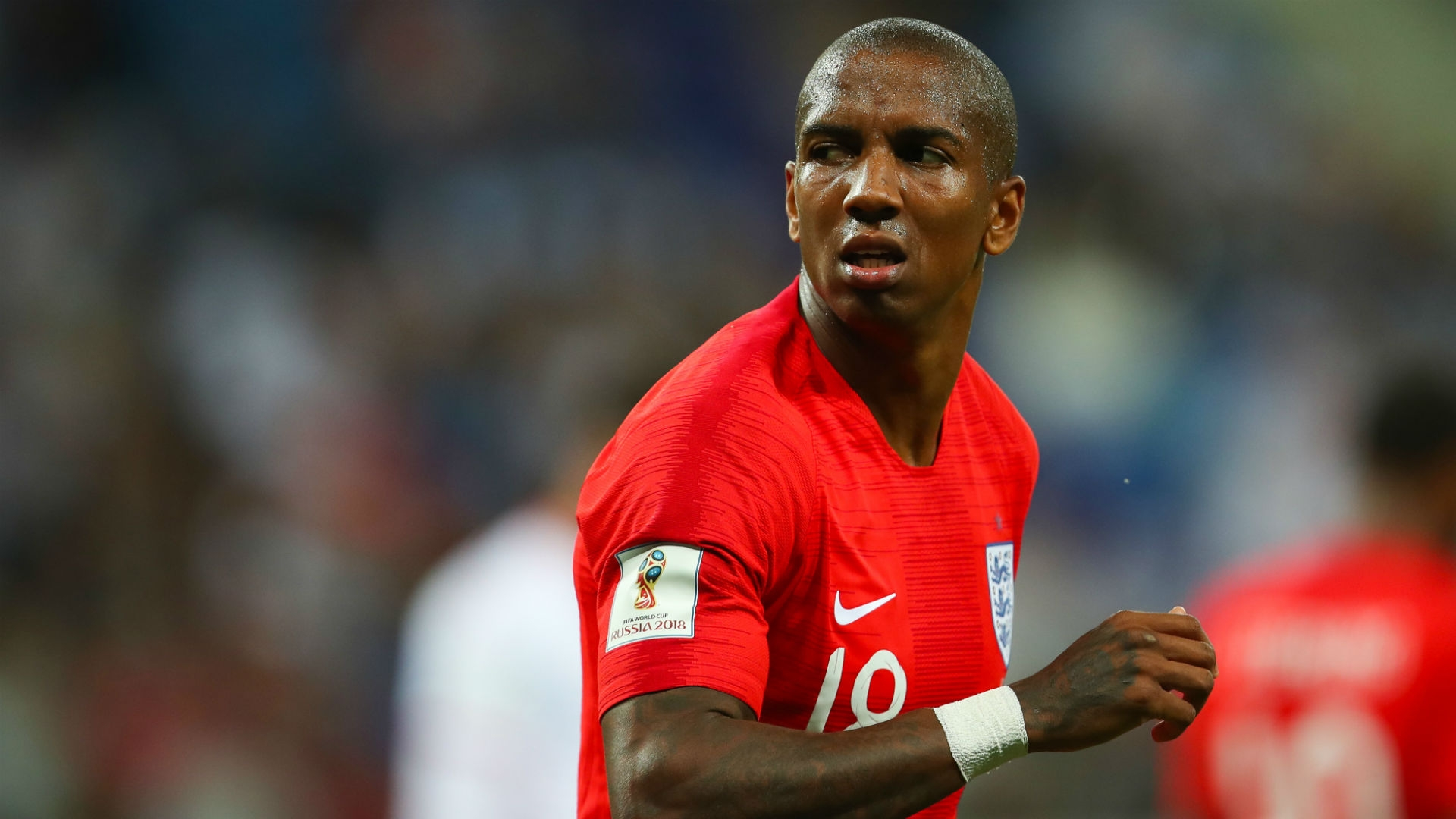 Ashley Young - England