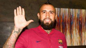 Arturo Vidal - Barcelona transfer