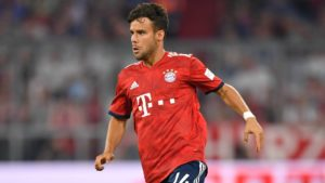 Juan Bernat - Bayern's defender likely to be moving to PSG this summer
