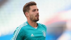 Kevin Trapp - PSG defender to move to Eintracht Frankfurt